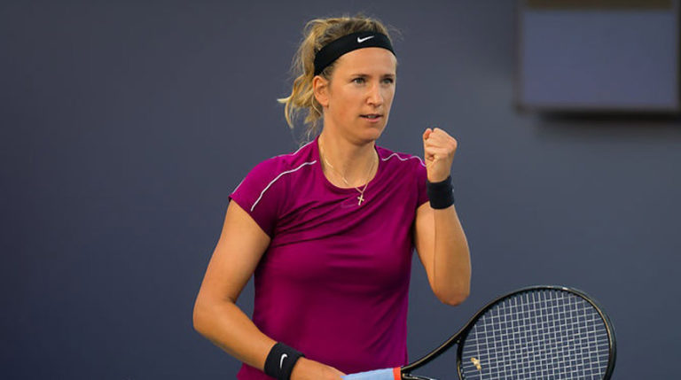 Azarenka to play on the match in USA
