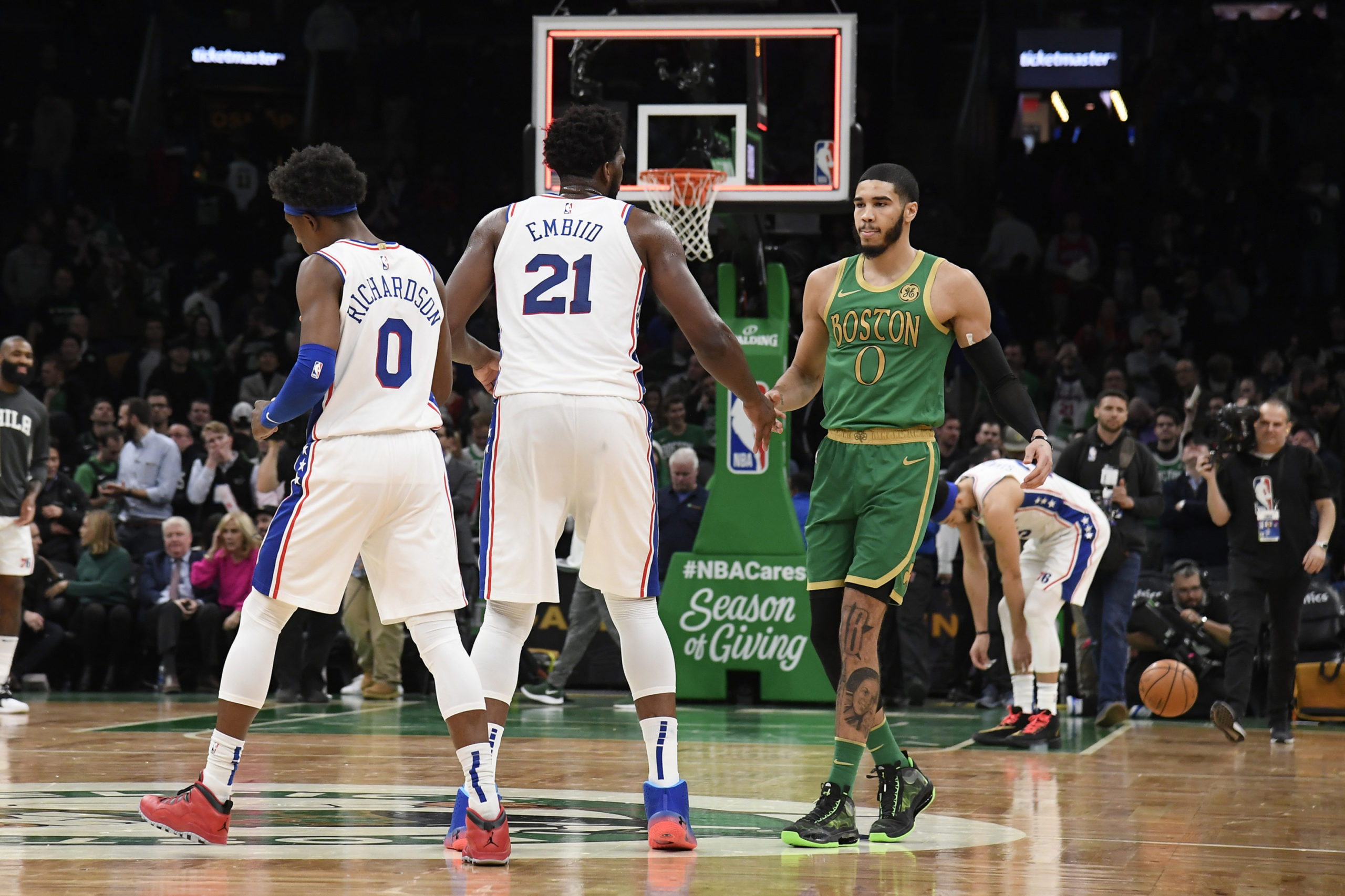 Philadelphia 76ers ought to have drafted Jayson Tatum in 2017