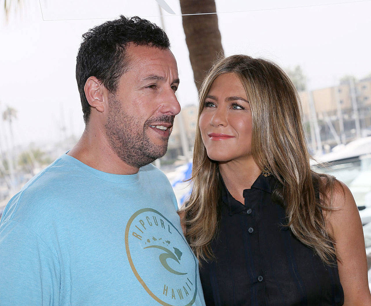 How Jennifer Aniston Completed Up Such Shut Pals With Adam Sandler