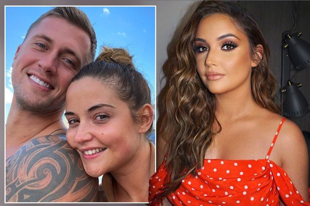 Jacqueline Jossa 'SPLITS from husband Dan Osborne after three years of marriage subsequent lockdown intensified points of their relationship'
