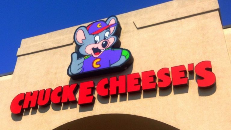 Chuck E. Cheese modifications identify to 'Pasqually's Pizza & Wings' on supply app
