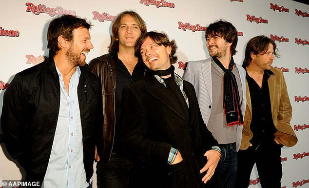 'there isn't any individual making track that seems like us within the meantime!' Powderfinger bernard fanning ideas the band's shock reunion ought to find yourself everlasting