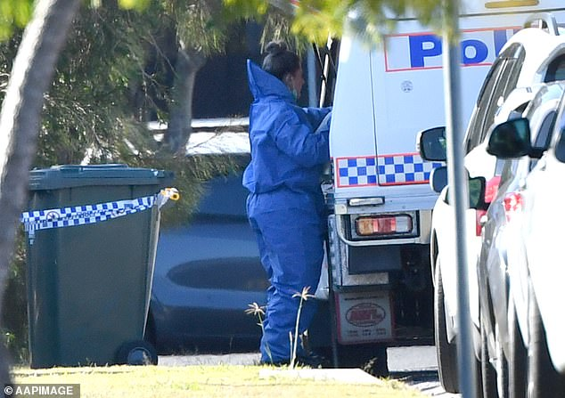 Man, 43, charged with murder of Four year-old lady in brisbane