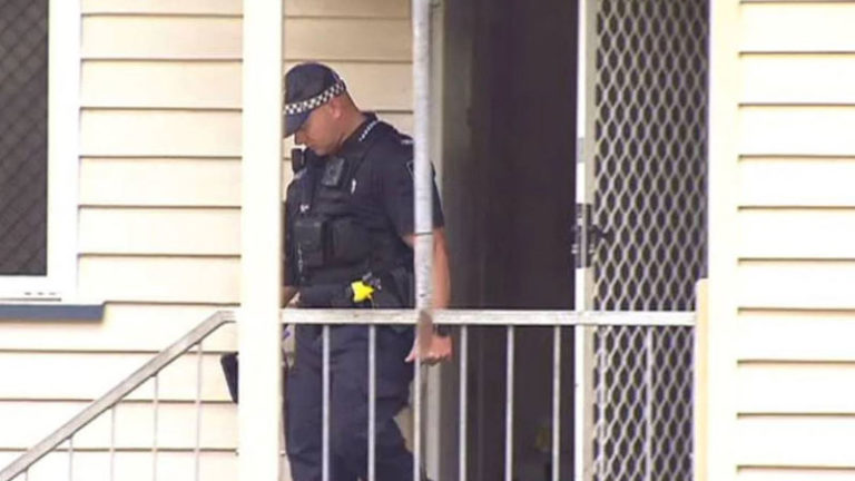 'Horrific': Naked, underweight teenagers located locked in a room in Brisbane