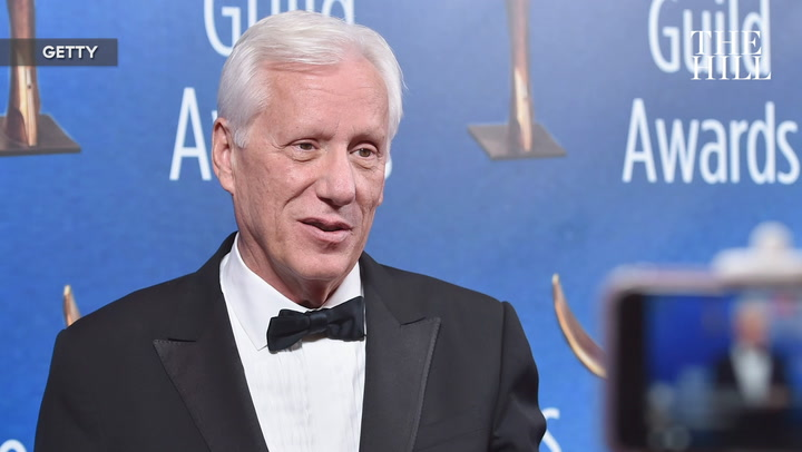 James Woods defends Trump: He 'loves America greater than any president in my lifetime'