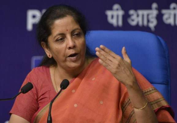 Nirmala Sitharaman to handle press convention at four pm in the present day