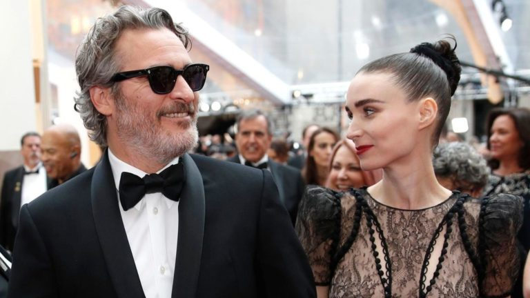 We Cannot Wait to See What Rooney Mara & Joaquin Phoenix Title Their Child