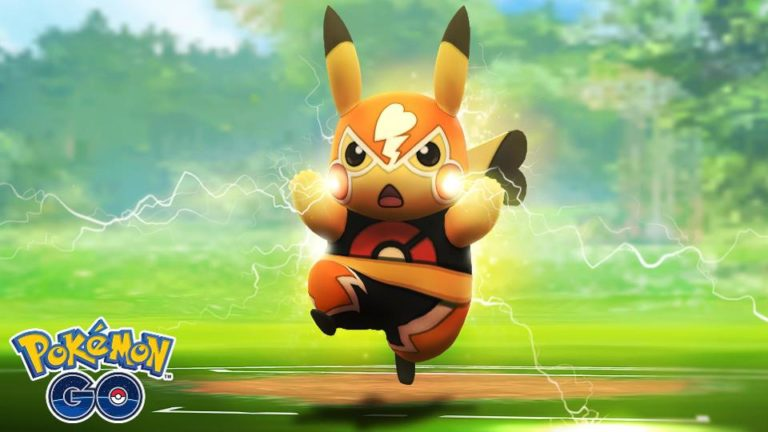Pokemon Go Fest will be held online this year in the month of july
