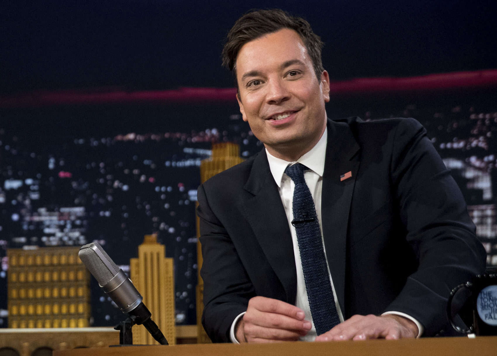 Jimmy Fallon 'dropped' on Twitter over blackface sketch from 2000
