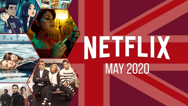 All the things entertaining that is approaching Netflix this Might 2020