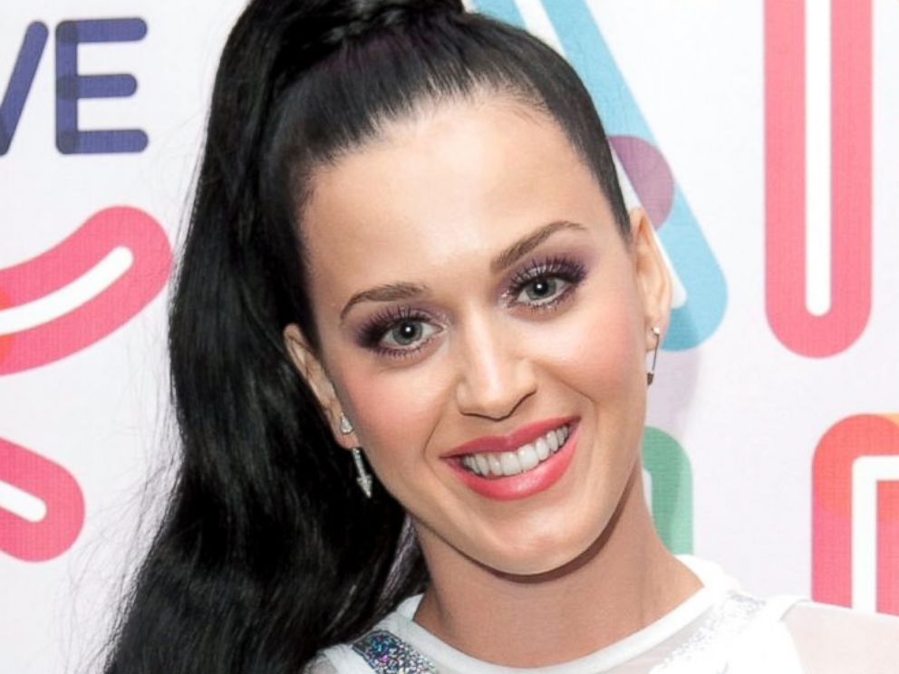 After hopeless occasions, Katy Perry is able to 'convey life into the world'
