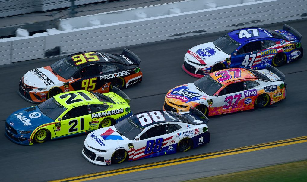 Nascar followers up in arms after frequent warning flags all through the precise heroes 400