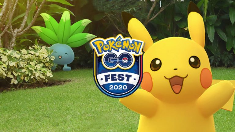 Pokemon Go Fest 2020 will be an entirely pragmatic event this year