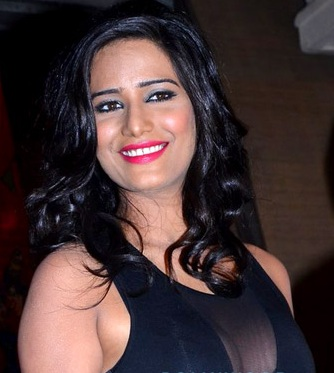 Poonam Pandey booked for violating lockdown norms