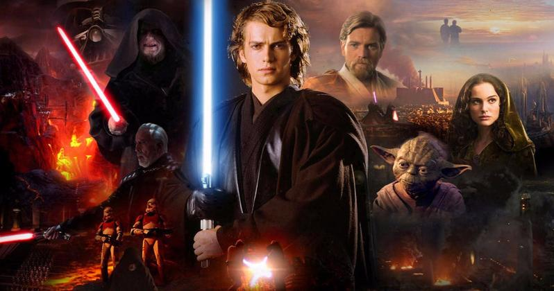 Revenge of the sith fifteenth anniversary receives celebrated with the help of well-known individual wars fans on twitter
