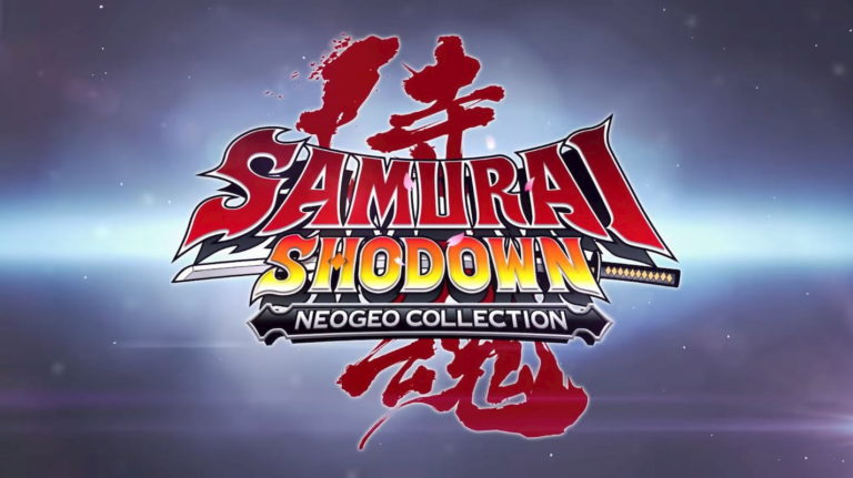 Samurai Shodown NeoGeo Collection declared, Free on Epic Games Store