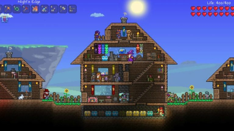 Terraria replace 1. Four – remaining patch (notes) for the sport coming these days