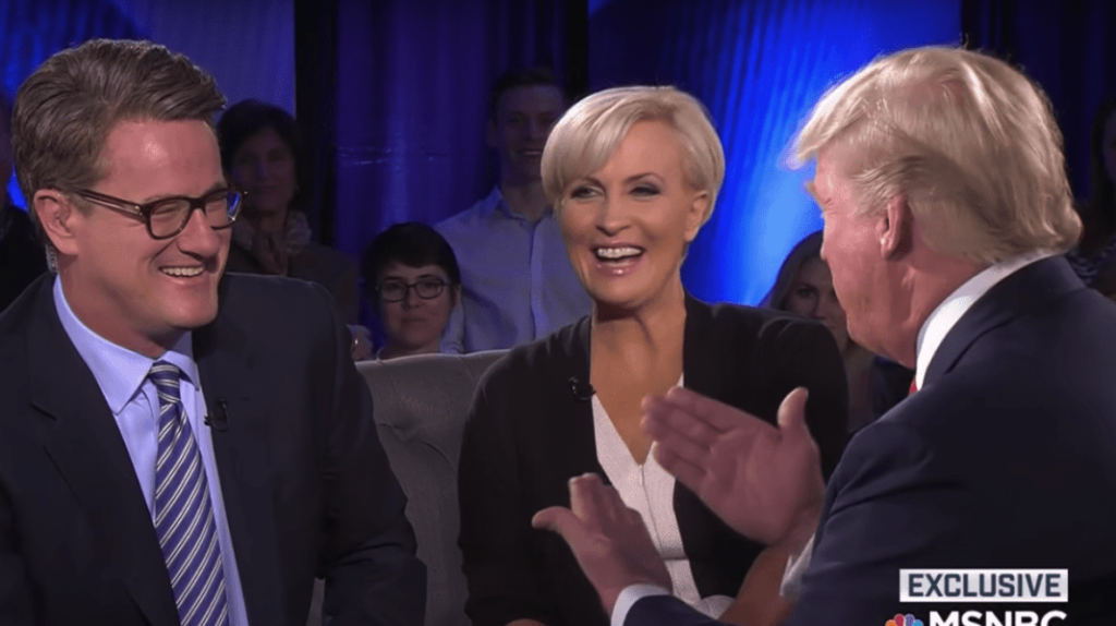 Mika Brzezinski Calls Trump 'Sick' For Reviving Conspiracy Theory About Joe Scarborough