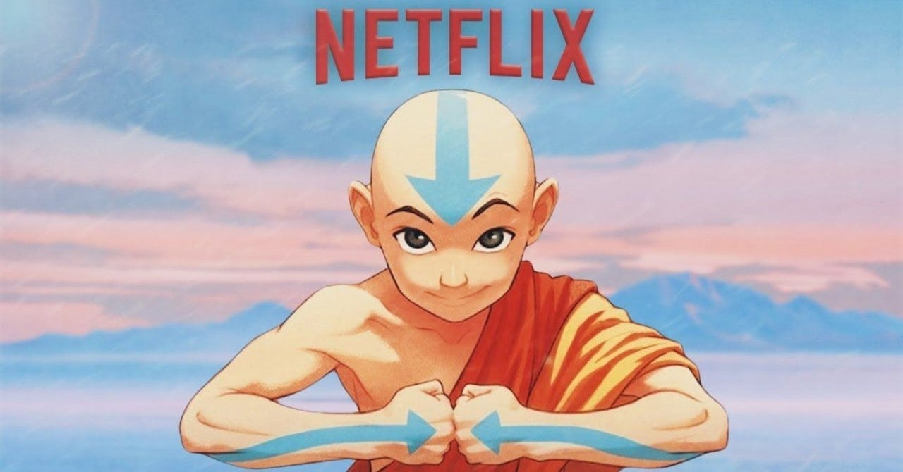 Avatar: The Final Airbender Is Now Streaming On Netflix