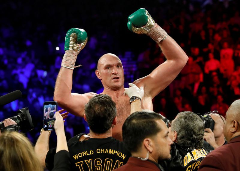 Boxing: Fury needs to 'give followers what they need' with Joshua showdown