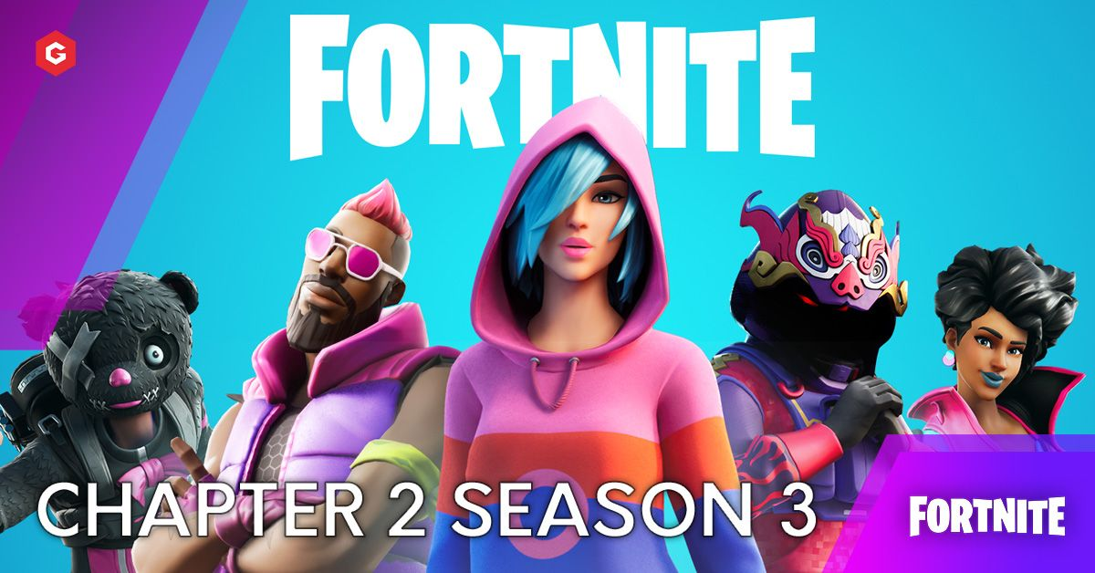 When does Fortnite Chapter 2 Season three begin? All the small print all the pieces we all know to this point