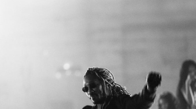 Future Releases 'Excessive Off Life,' His First New Album Of 2020