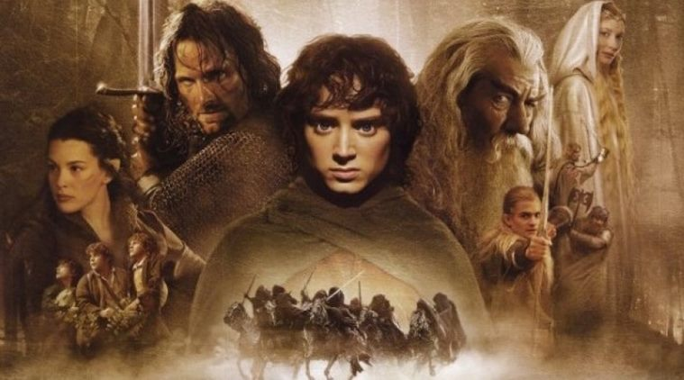 The Lord Of The Rings crew Reassemble And Recreate Iconic Movie Scene