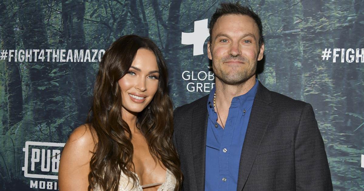 Megan Fox and Brian Austin Inexperienced name it quits