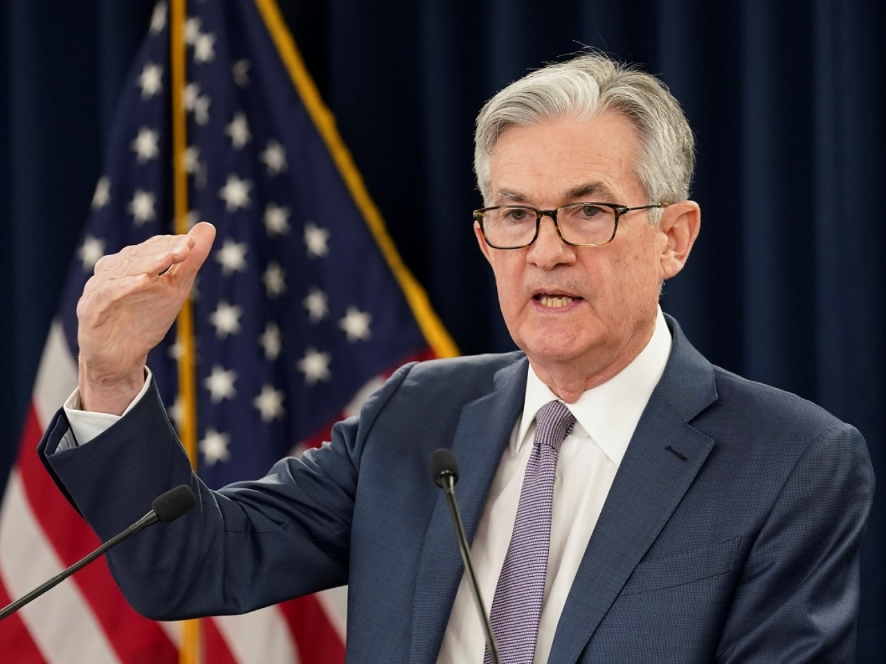 Why the US Is not heading for a second high notch despair, in step with jerome powell