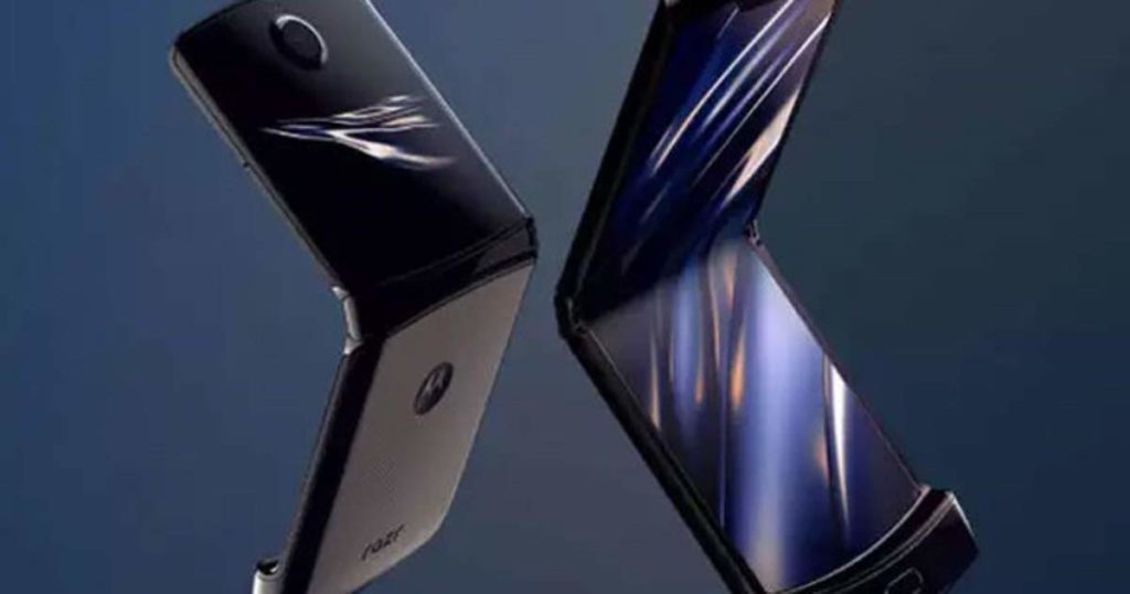 A new Motorola Razr with 5G will fall in September