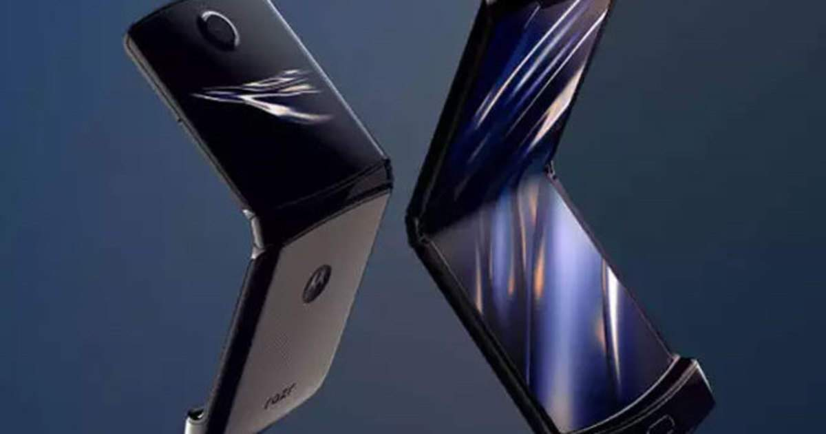 Motorola razr 2 have to had been motorola's first foldable cellphone