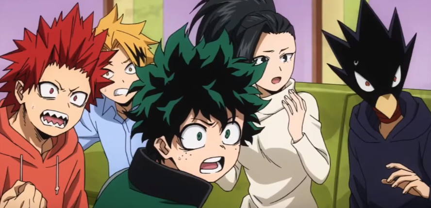 MHA Boku No Hero Academia Chapter 272 Spoilers, Launch Date