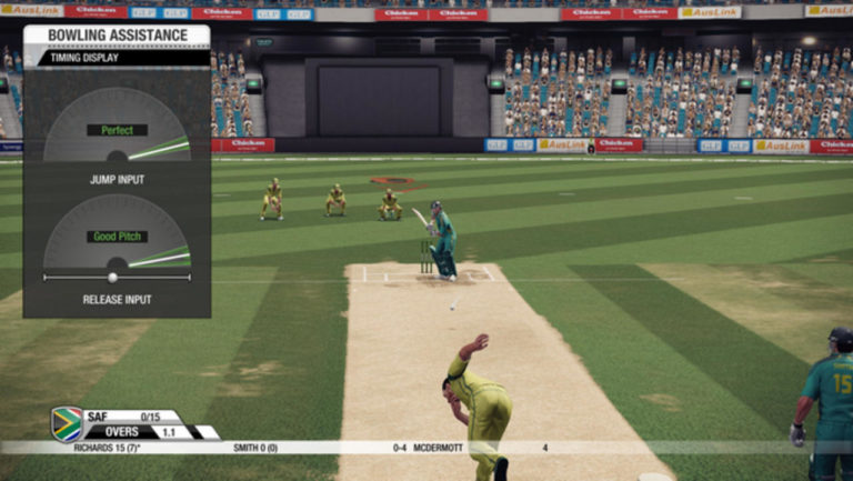Don Bradman Cricket 14 will be the final expectation for cricket on PC