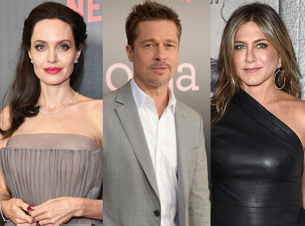 Angelina Jolie and Brad Pitt Are Finally Getting Simultaneously