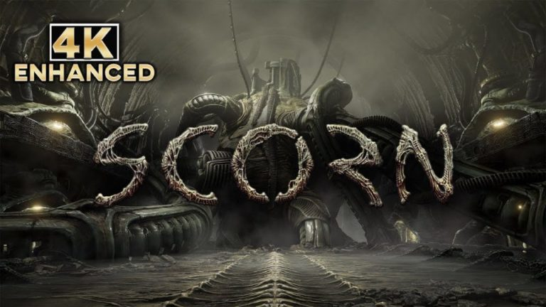 Scorn Is a Next-Gen absolute due to Xbox One Can't Keep Up with PC