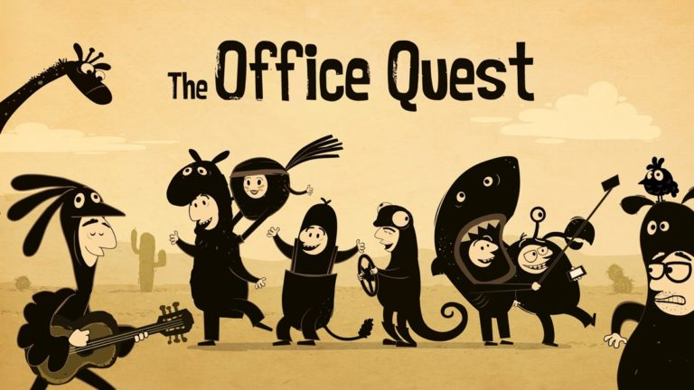 The Workplace Quest Trophy Listing and Instance for PS4