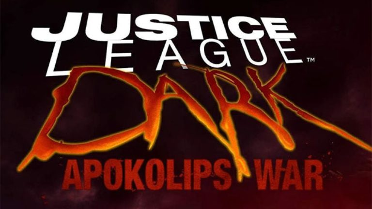 Release date for Justice League Dark: Apokolips War