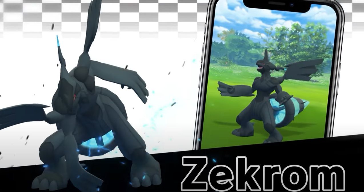Zekrom appears in Pokémon Go on June readout the date?, along with the return of the Solstice and Bug Out events