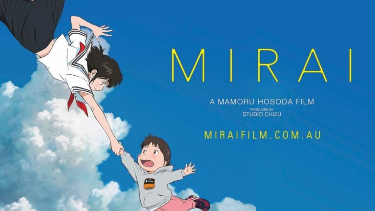 Netflix Streams Mirai Anime Film in U.S.