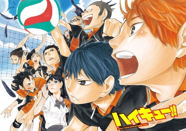 Haikyuu Chapter 401 Release Date, and where you can read.