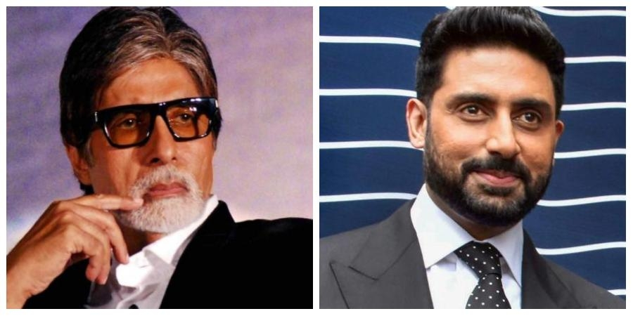 Amitabh Bachchan and his son Abhishek Bachchan Tested Positive For COVID-19: