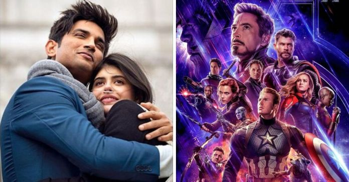 'Dil Bechara' Sushant Singh's Upcoming movie defeats 'Avengers: Endgame' for most likes on YouTube