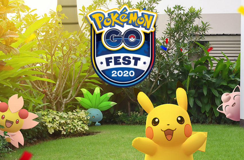 Pokemon in Pokemon Go All summer 2020 event snapshot