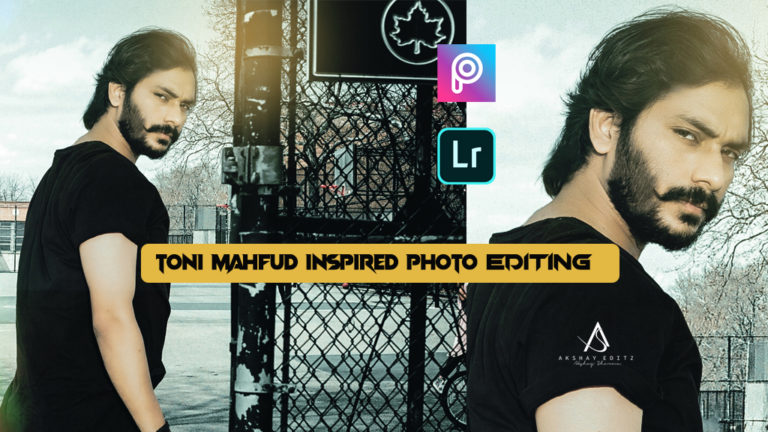 Best App For Edit your Photo Like Toni Mahfud or anyone else.