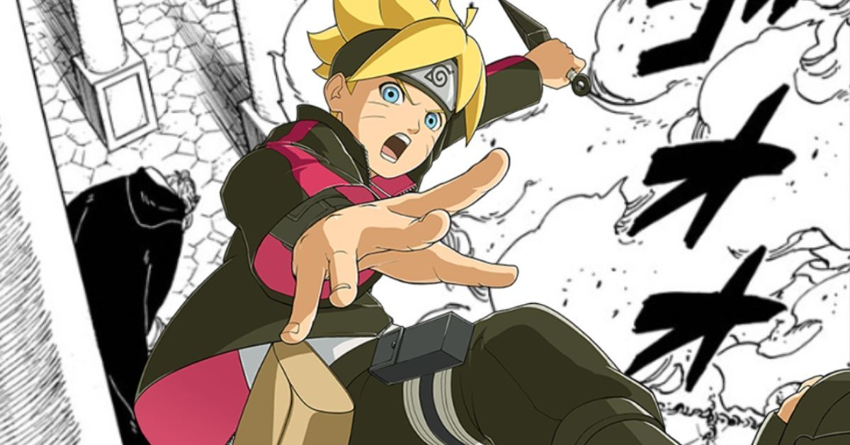 1st Leaks with spoilers and images for Boruto 48 Manga.