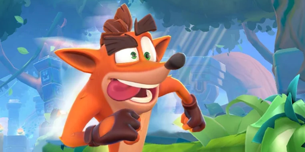 To the IOS and android device the Crash Bandicoot: On The Run Coming soon