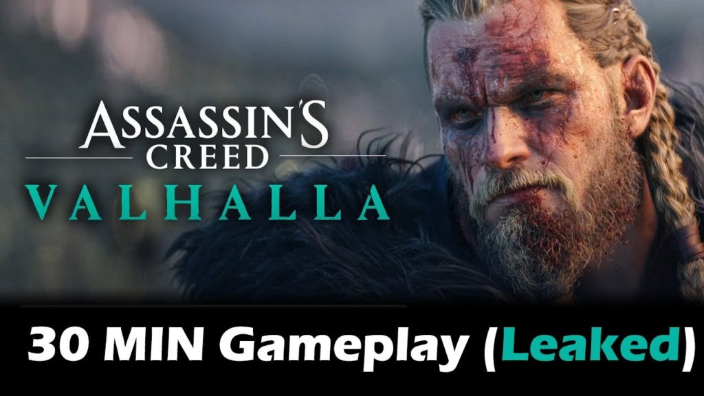 New Leak Of Assassin S Creed Valhalla Gameplay Check Here The