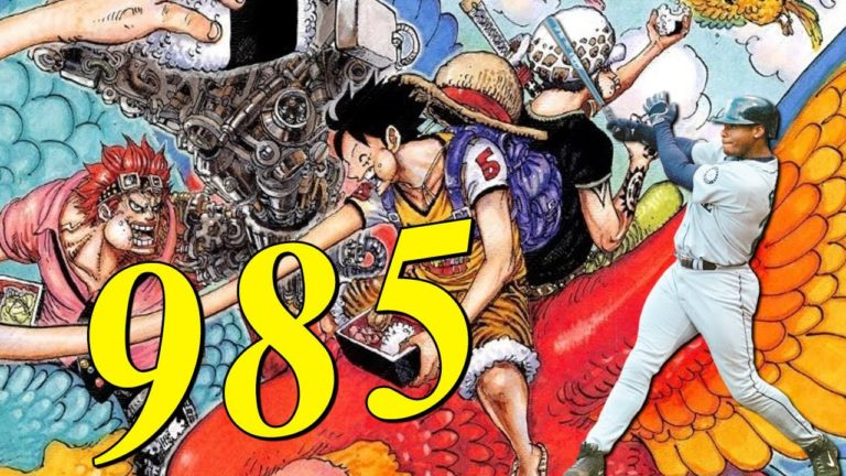 Release date for One Piece Chapter 985, Spoilers alert and Raw Scans.