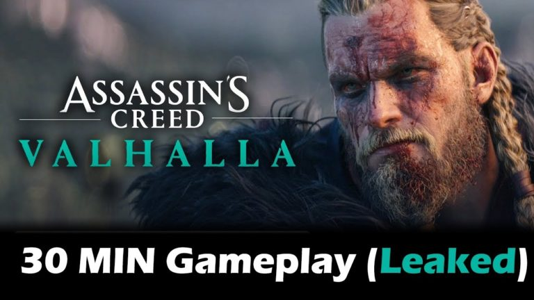 New leak of Assassin's Creed Valhalla Gameplay Check here.