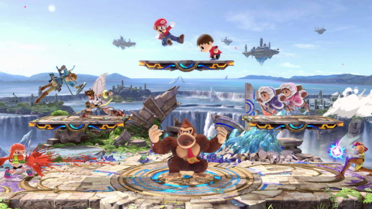 Ultimate gets Octopath Traveler spirit event for Super Smash Bros.
